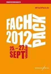 Download Veranstaltungsanalyse 2012 - FachPack