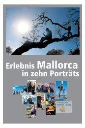 Mallorca Erlebnis in zehn Porträts - Mallorca Zeitung