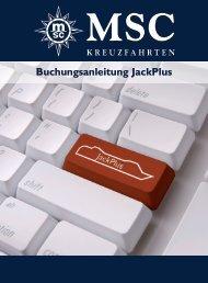 Jack Plus Helpguide - MSC Kreuzfahrten