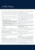 BASISWISSEN MSC - MSC Kreuzfahrten - Seite 5