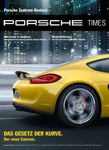 Ausgabe 4/12 - Porsche Zentrum Rostock