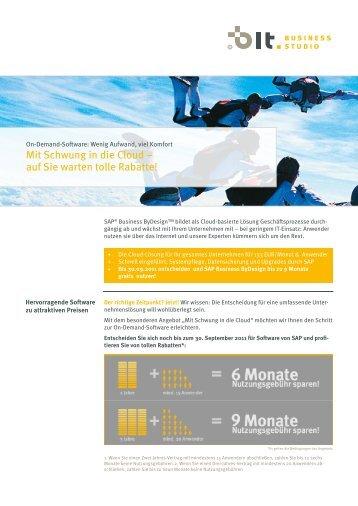 Add-On für SAP Business ByDesign: BIT Equipment-Verwaltung