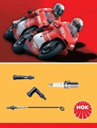 NGK Kleinmotorenkatalog
