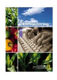 ÖKOMONITORINGBERICHT 2003 - Lebensmittelüberwachung und ...