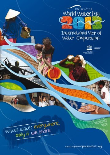 World Water Day 2013 Brochure - UN-Water
