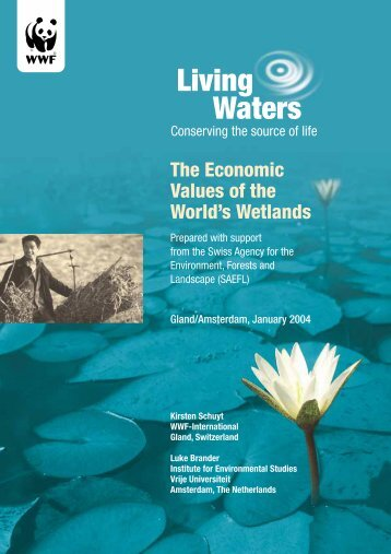 Living Waters - UN-Water