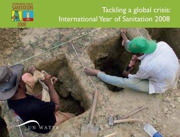 Tackling a global crisis: International Year of ... - Development