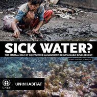 Sick Water? - UNEP