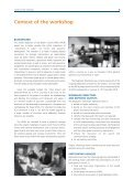 Water Country Briefs Diagnostic Workshop - UN-Water - Page 7