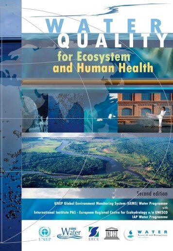 Water Quality for Ecosystem and Human Health - UNEP