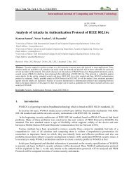 Analysis of Attacks in Authentication Protocol of IEEE 802.16e