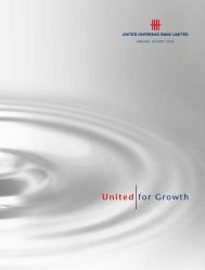 UOB Annual Report 2002 - United Overseas Bank