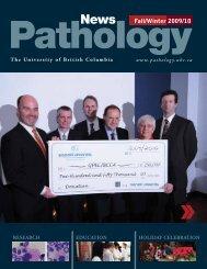 Fall/Winter 2009/10 - Pathology and Laboratory Medicine