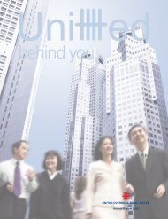 UOB Annual Report 2005 - United Overseas Bank