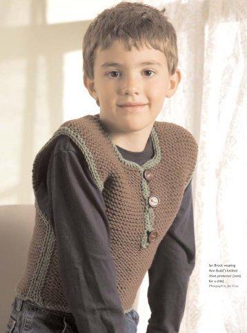 Knit a Child's Vest.qxp - Interweave