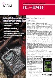 VHF/UHF-MULTIBAND-FM-TRANSCEIVER