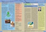 FoSS-Newsletter - Institut für Sport und Sportwissenschaft - KIT