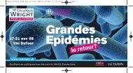 Grandes Epidémies - EPFL