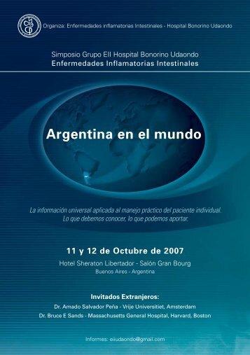 Argentina en el mundo - Immunogenetics