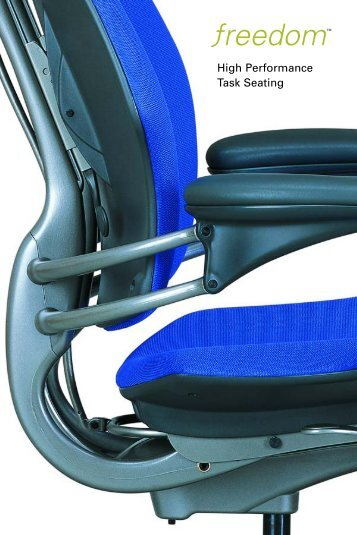 High Performance Task Seating