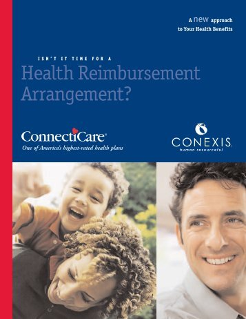 Health Reimbursement Arrangement? - ConnectiCare
