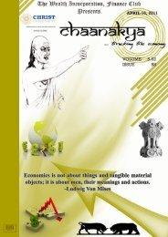 Chanakya - Christ University