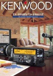 TS-480HX/TS-480SAT - Neu