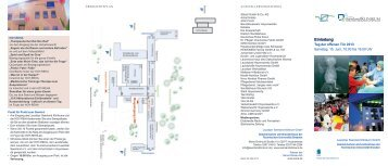 Einladung - Lausitzer Seenland Klinikum