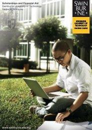 Scholarships and Financial Aid Swinburne University of Technology ...