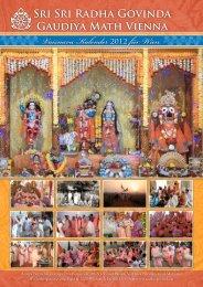 2 - Sri Sri Radha Govinda Mandir