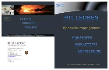 Datei herunterladen - HTL Leoben
