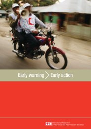 Early warning Early action - ICCIP the International Climate Change ...