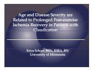 Slides12Schorr .pdf - Society for Vascular Nursing