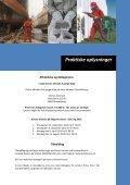 Kursus i sandblæsning 2012 og 2013 - Clemco Danmark - Page 2
