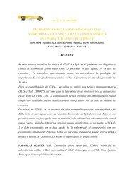 Vol. 2. N° 3, Año 1998 DETERMINACIÓN DE LOS NIVELES DE ...