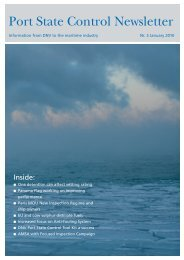 PSC Newsletter 3 - DNV