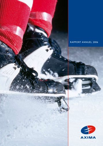 rapport annuel 2006 - COFELY GDF SUEZ