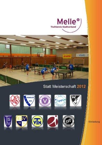 Statt Meisterschaft 2012