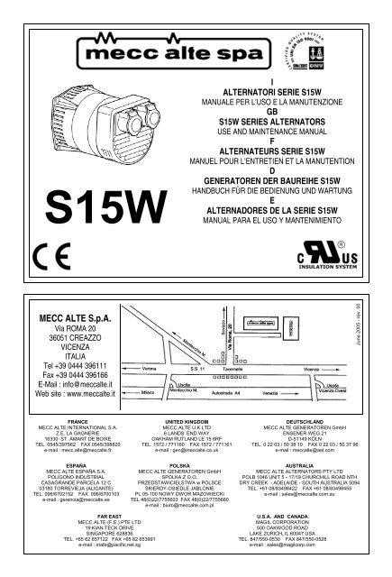 Incredible Mecc Alte Spa Wiring Diagram Electrical Wiring Diagram Symbols Wiring 101 Ferenstreekradiomeanderfmnl