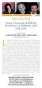 miChelina - Circolo Cultura e Stampa Bellunese - Page 2