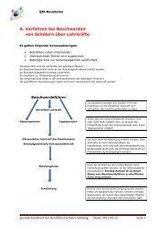 Ideen- und Beschwerdemanagement