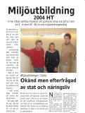 Miljöutbildningen 2004 - Novator - Page 2