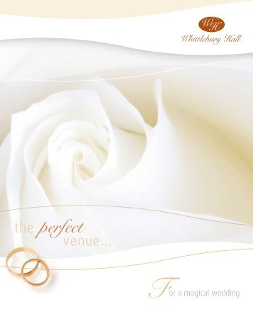 Wedding Brochure.pdf - Whittlebury Hall