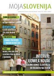 prelistajte revijo - Urad Vlade Republike Slovenije za Slovence v ...
