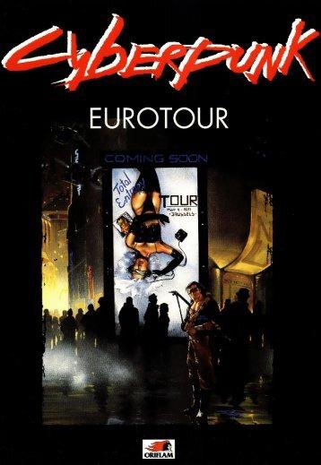 CyberPunk - Eurotour..