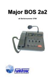 Major BOS 2a2 - Funktronic