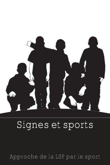 Signes et Sport