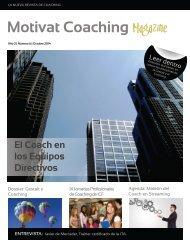 Motivat Coaching Magazine Num.6 - Año 2014