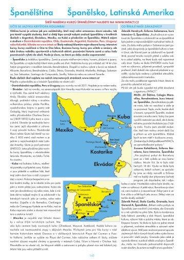 Španělština Španělsko, Latinská Amerika - Intact