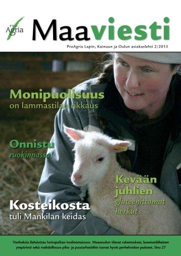 2/2013 - ProAgria Oulu